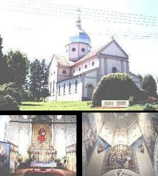 Um lugar chamado Mallet: Igreja Sagrado Coração de Jesus