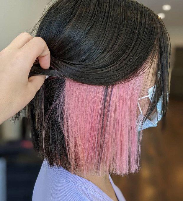 Underlights: La tendencia de cabello que es celebr
