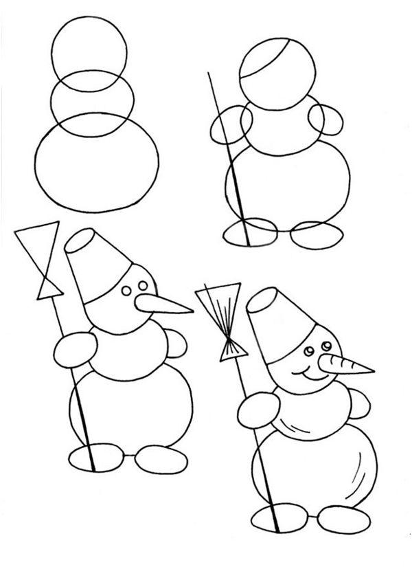 Уроки рисования с детьми - лучшие занятия для всех возрастов и уровней подготовки.