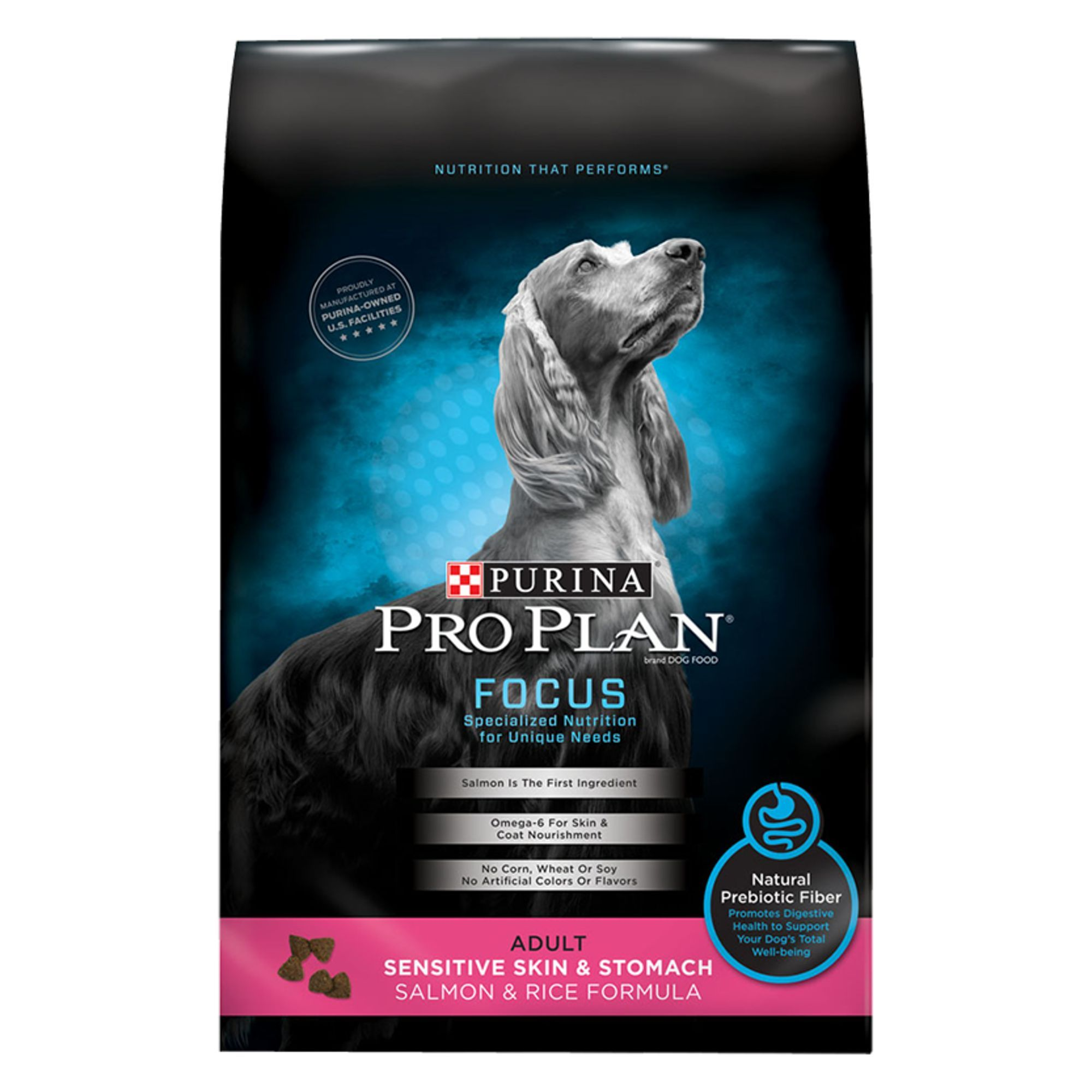 Purina Pro Plan Focus Sensitive Skin And Stomach Adult Dog Food