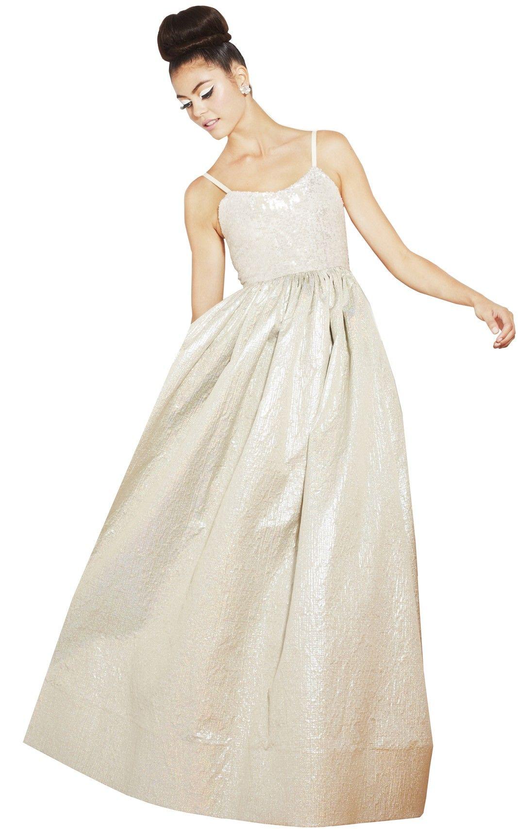 Alice & Olivia Annette gown | Fancy Dress Obsession | Pinterest ...