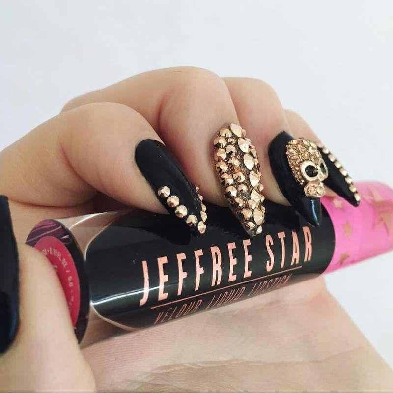 Jeffree Star Star Nail Designs Nails Jeffree Star Cosmetics