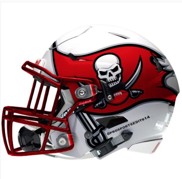 Tampa Bay Buccaneers Nfl Football Helmets Football Helmets Buccaneers Football