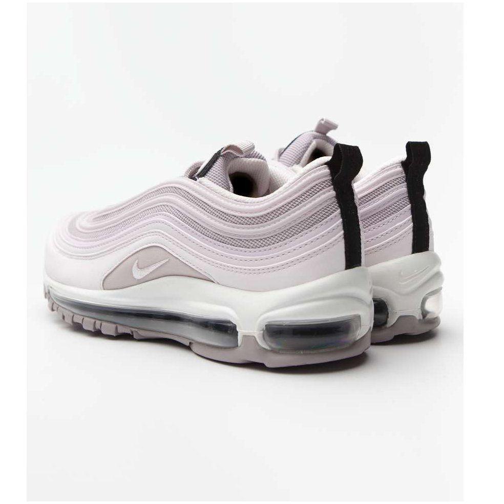 Sportowe Damskie Nike Nike W Air Max 97 602 Pale Pink Pale Pink Violet Ash Air Max Sneakers Air Max Air Max 97