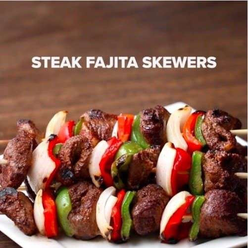 4 Types Of Skewers To Serve At Your Summer BBQ