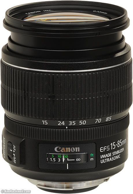 Canon 15 85mm Is Review Canon Photo Gear Canon Lens