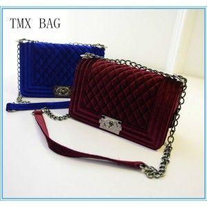 9b668b066c4f CHANEL handbag 20  AliExpress Freeshipping blue and red color