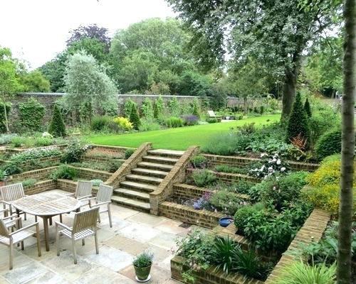 tiered garden landscape ideas tiered landscaping ideas ...