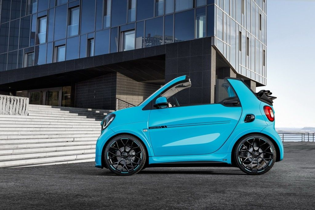 Brabus Smart Fortwo 125