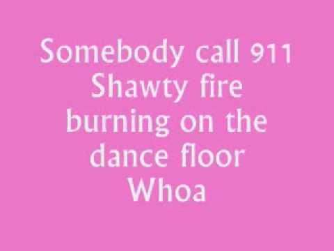 Shorty On The Dance Floor Lyrics