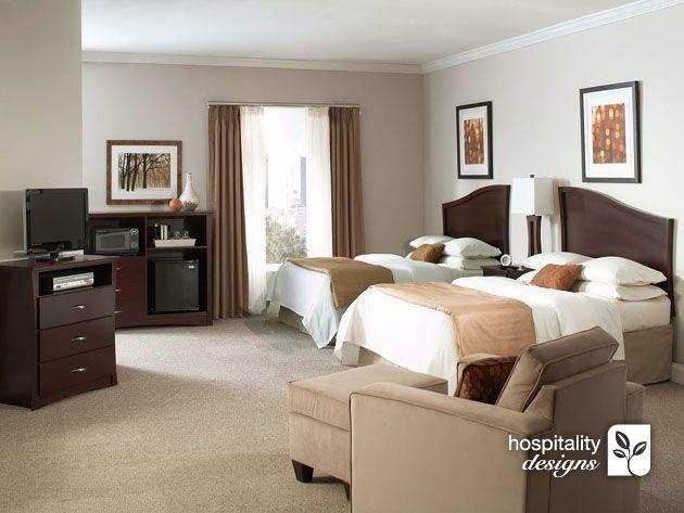 Hotel Furniture.  http://www.hospitalitydesigns.com/ #hotelfurniture #furniture #hotel #resortfurniture #casegoods #guestroom