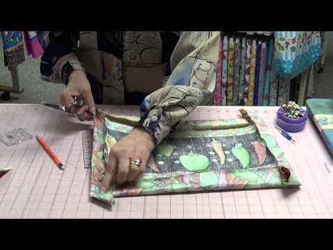 How To Make A Placemat Youtube Step By Step Instructions