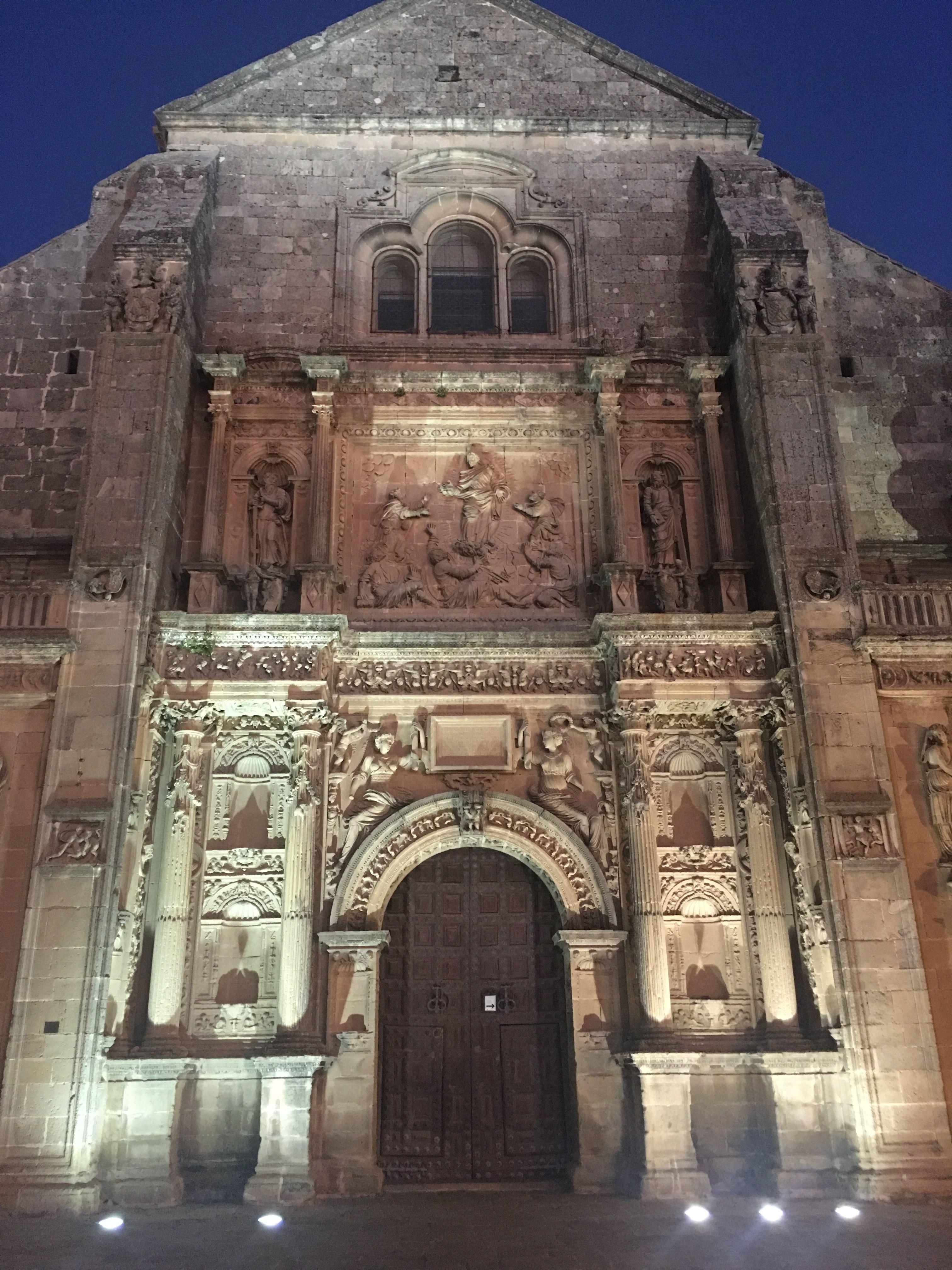 El Salvador Ubeda Noches de paseos El