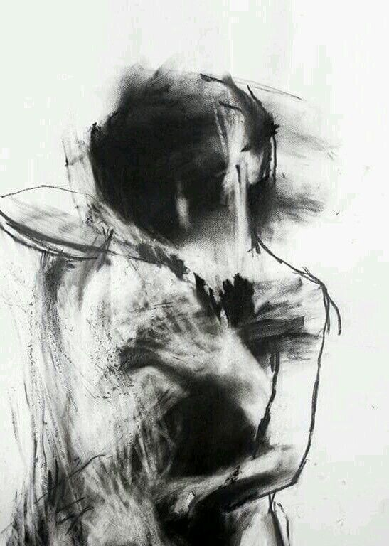 Рисунки секс углем