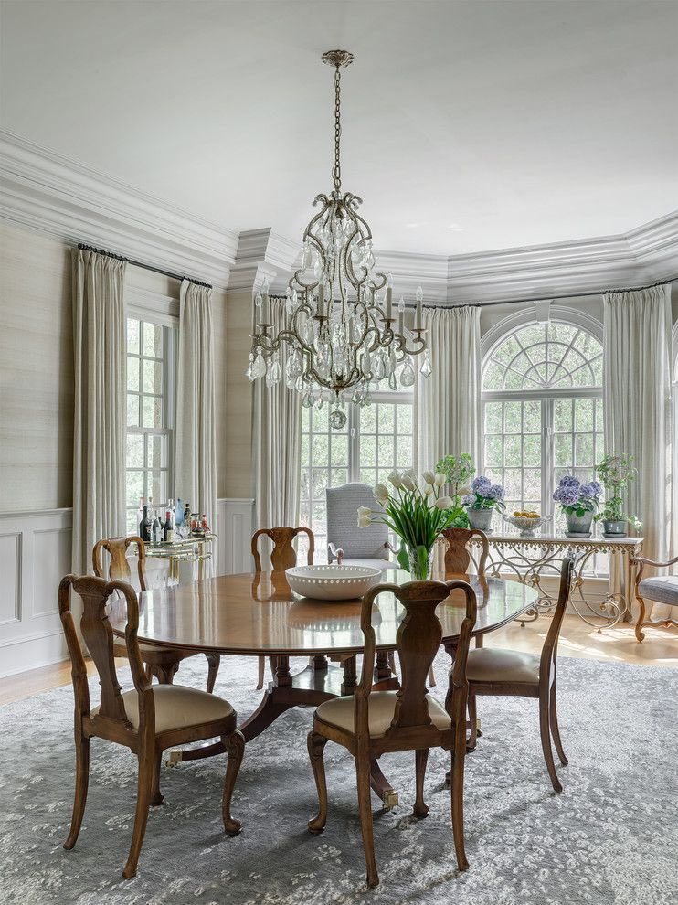 20 fantastic traditional dining room interiors that sparkle with rh pinterest com