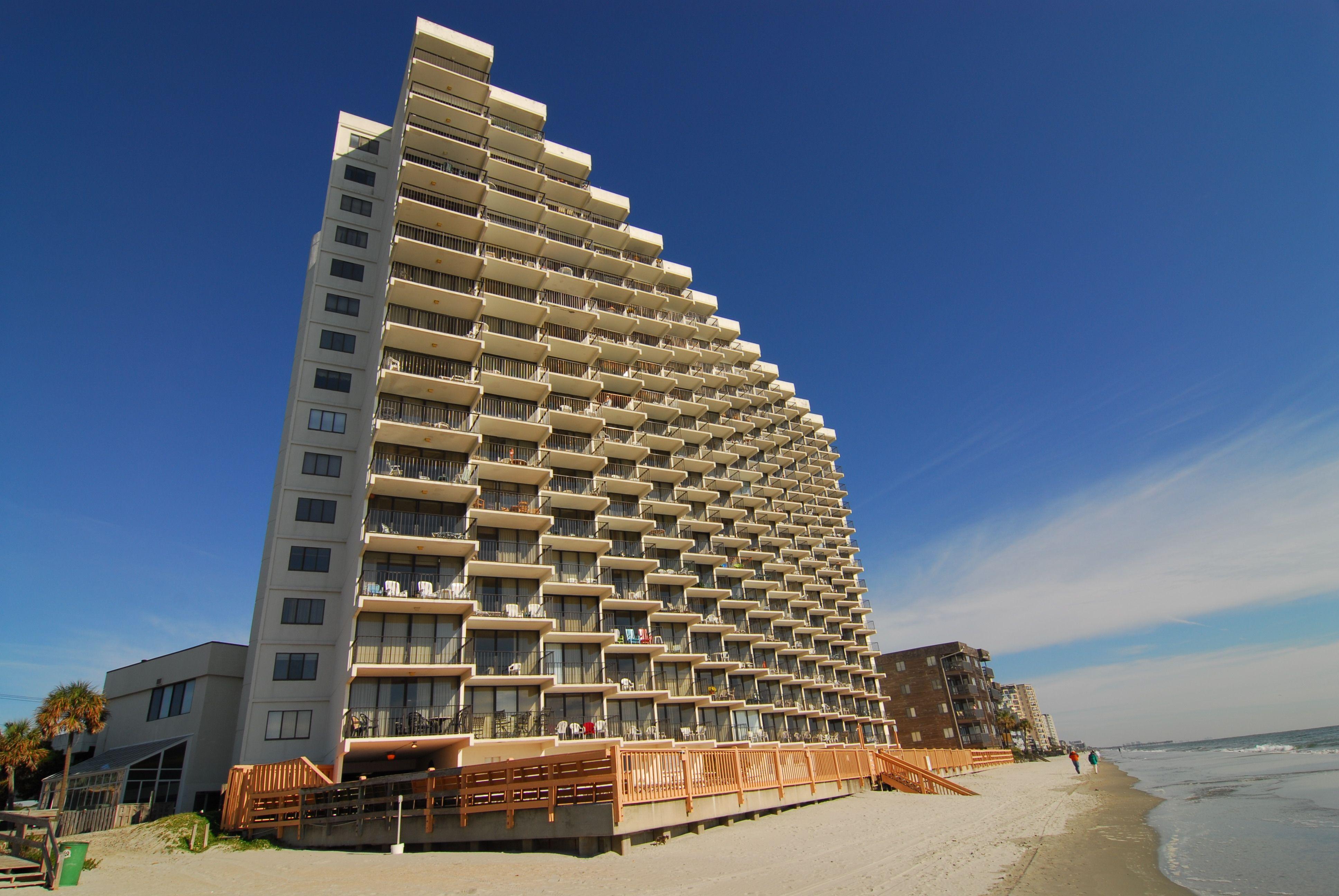 Garden City Beach Vacation Al Condo Royal Resort 1108