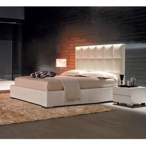 Resultado de imagen de camas modernas decoracion Pinterest