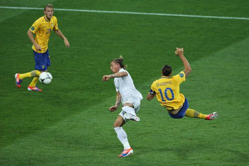 And That Was A Goal Ibra 3 Fotboll