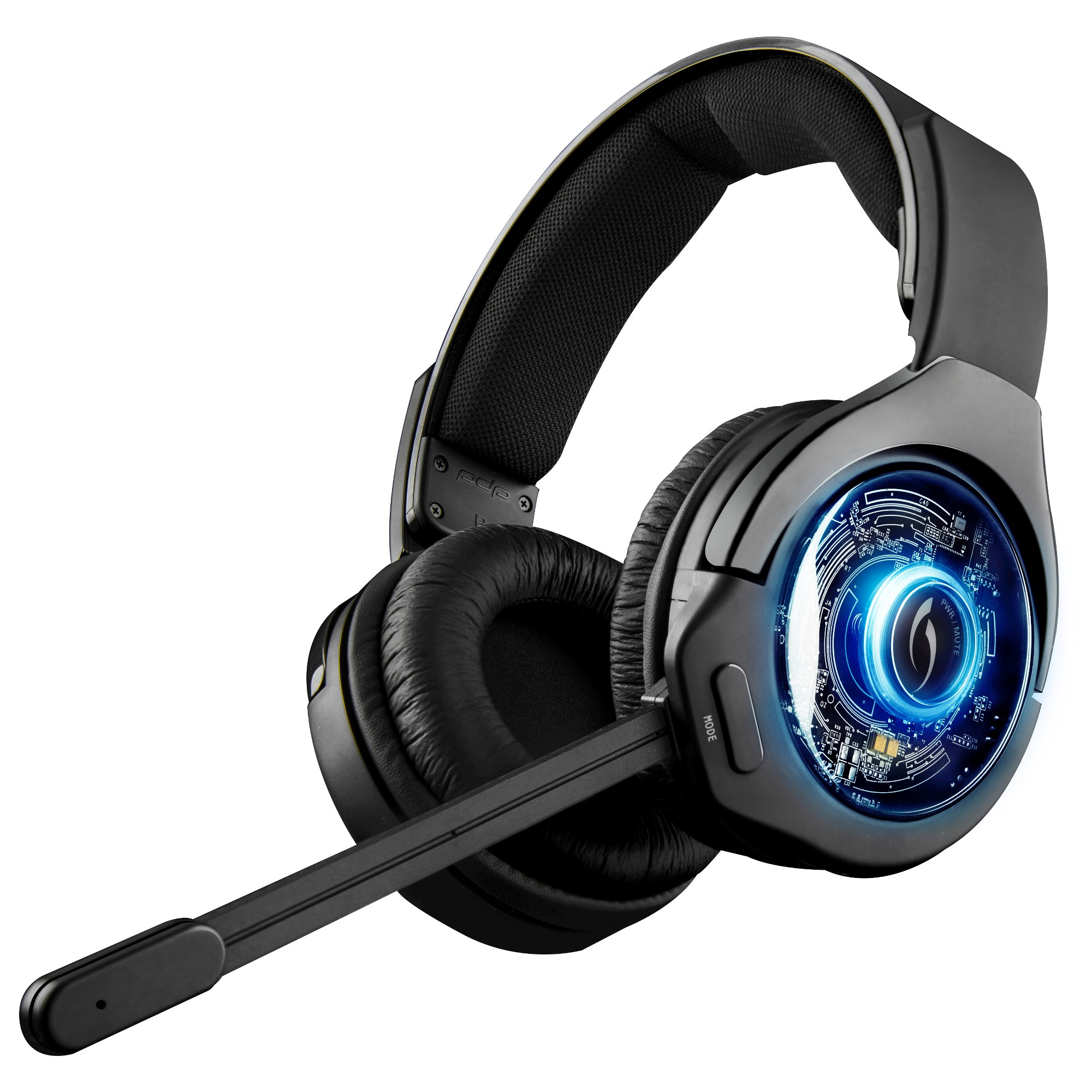 Afterglow Ag 9 Wireless Headset For Playstation 4 Black Products