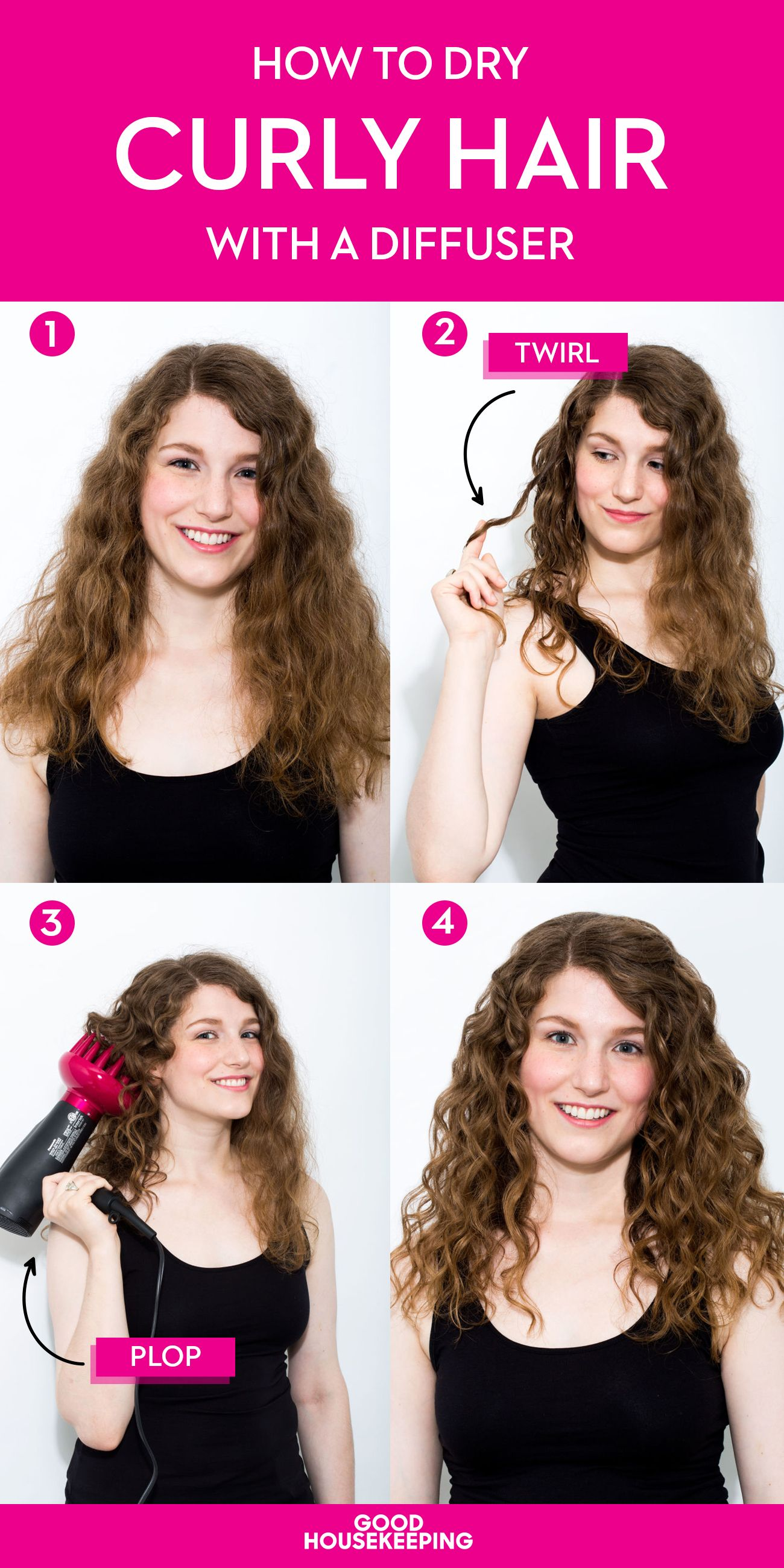 The Pineapple Hair Trick Will Give You Defined Curls Overnight Curly Hair Styles Naturally Curly Hair Tips Curly Hair Styles