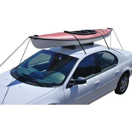 Attwood 11438 7 Universal Rack Free Car Top Kayak Carrier Kit Walmart Com In 2021 Kayak Storage Kayak Rack For Car Kayaking