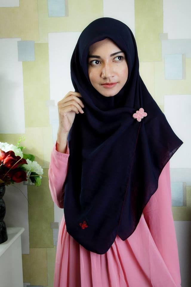 7 Top Model Empat Modern Hijab Segi Rabbani Paling Baru Paling Baru Di Dettiku Hijab Hijab Tutorial Fashion