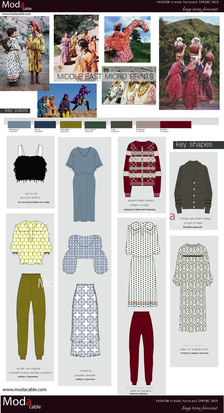 spring 2019 trend middle east fashion forecasting on 2021 decor colour trend predictions id=32619