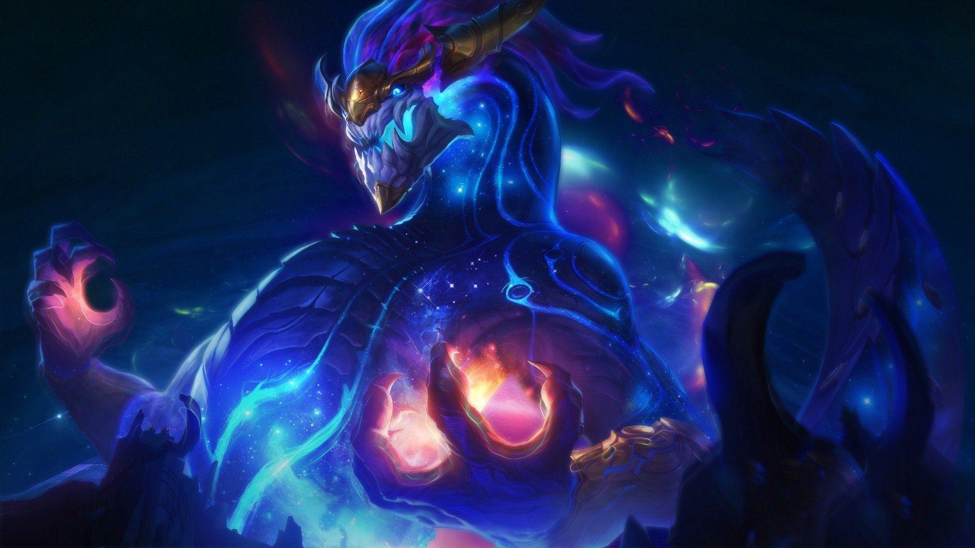 aurelion sol league of legends Wallpapers  League of legends, Lol