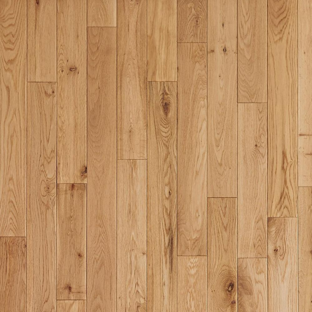 Oak Natural Smooth Solid Hardwood In 2020 Solid Hardwood Floors Hardwood Floor Stain Colors Solid Hardwood