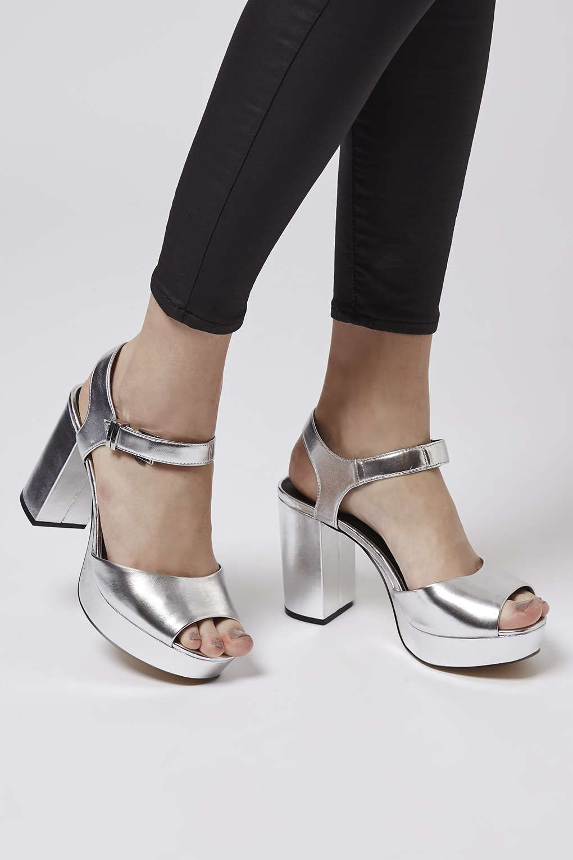 Shoe bag · LIMBO Chunky Platform Sandals