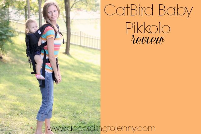[Catbird Baby Pikkolo Review]