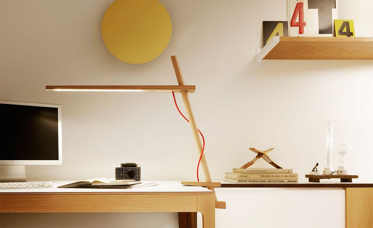 clamp led table lamp cool lamps pinterest wooden table lamps rh pinterest co uk