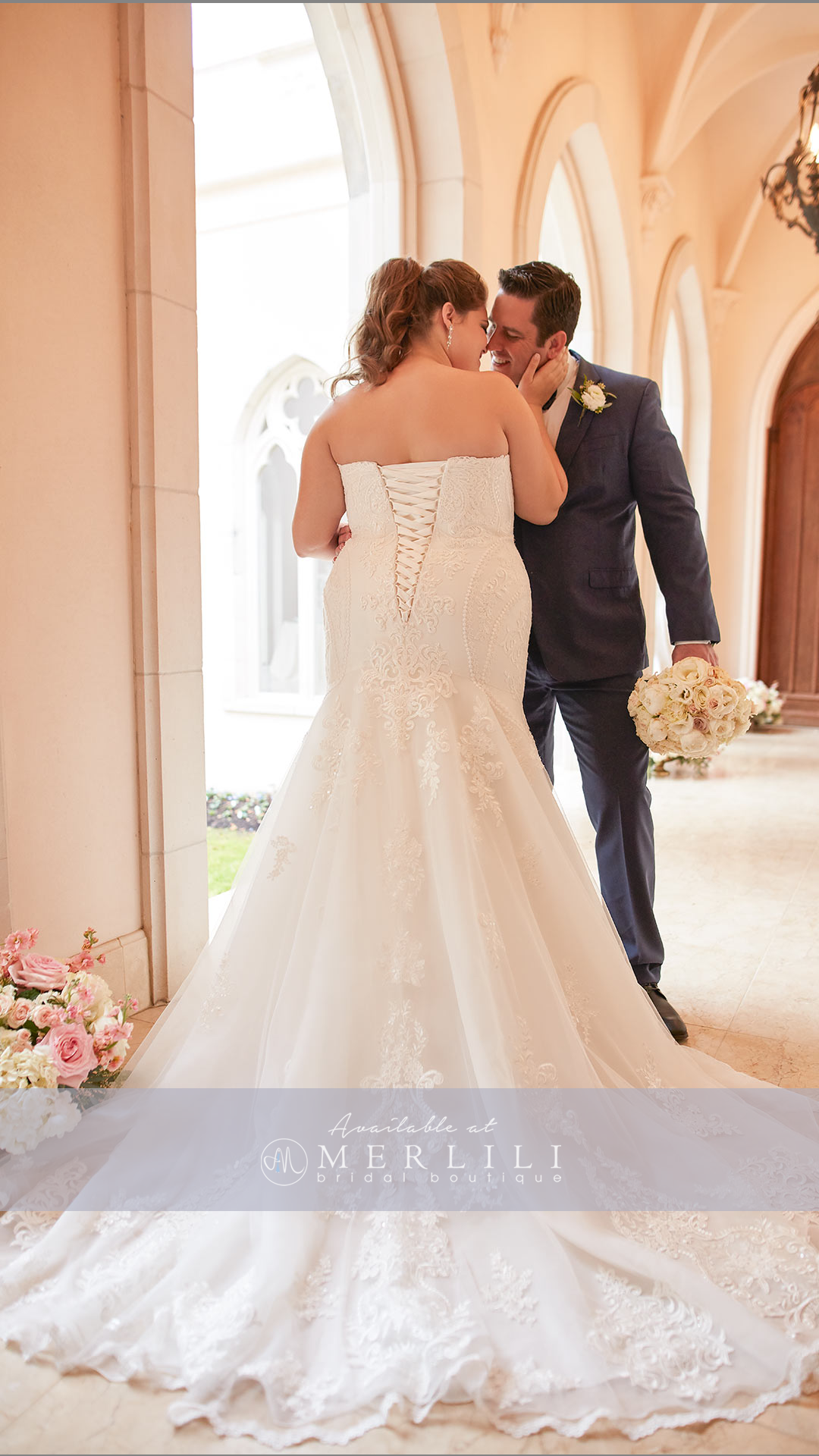 Pin On Plus Size Wedding Dresses At Merlili Miami