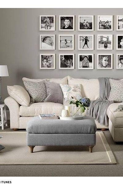 50 brilliant living room decor ideas in 2019 wall decor taupe rh pinterest com