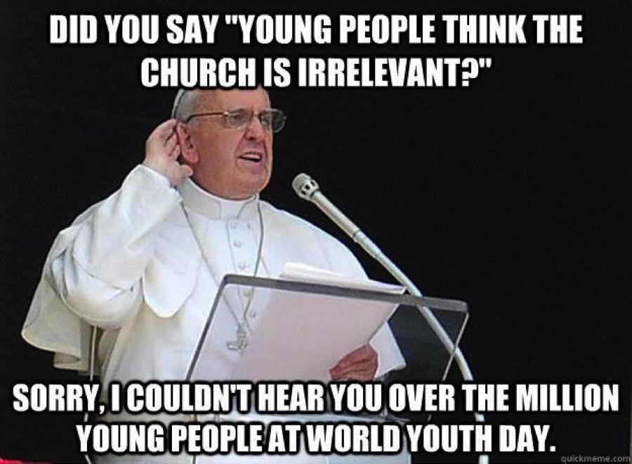 Catholic memes are gold mines. | Catholic humor, Catholic