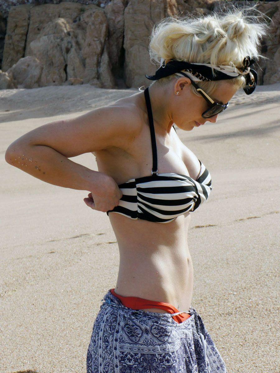 Shayne Lamas In Bikini In Cabo San Lucas Mexico April 2013