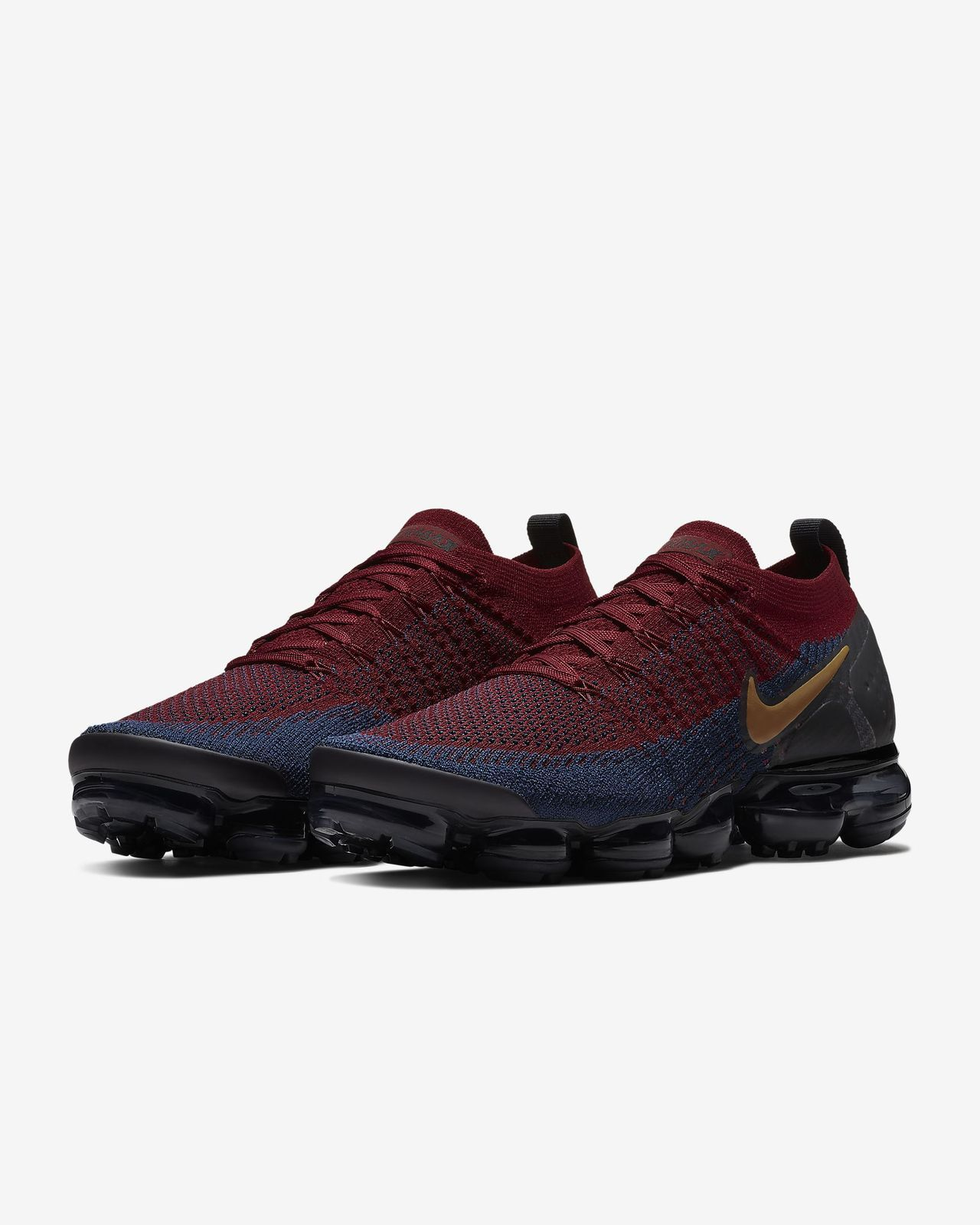 4cf76ae4d44d Nike Air VaporMax 2 Flyknit  FC Barcelona  Available Online Now ...