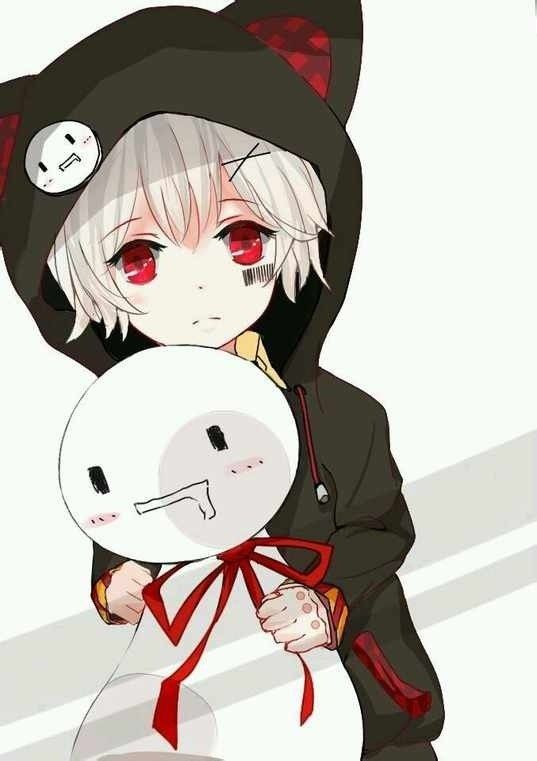 Buy Baby Anime boy with white hair pictures trends