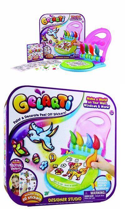 Craft kits 116655 gelarti designer studio holiday toy list new buy it now only 1000 on ebay