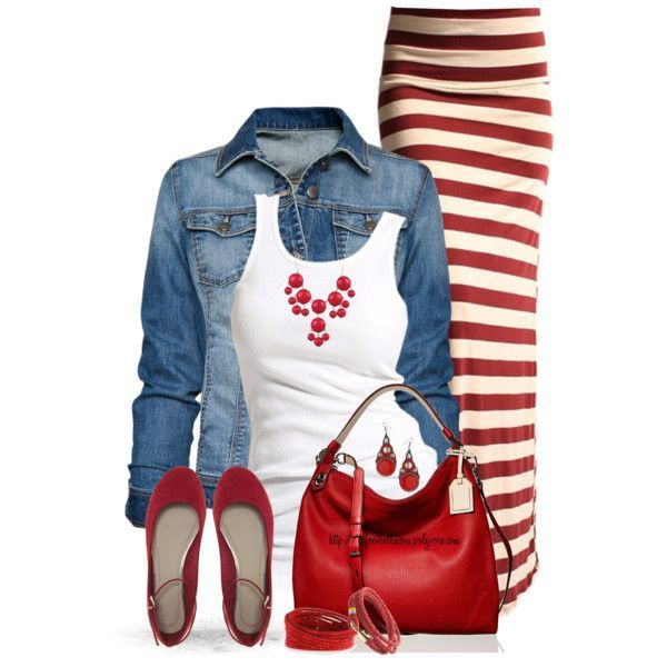 TREND ALERT: Red and White: Die Ultimative Frühjahr/Sommer Farbe Combo #dollies