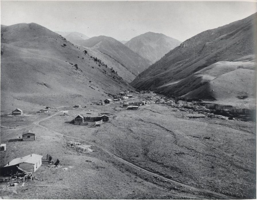 emigrant gulch montana Emigrant Gulch Mining and Chico