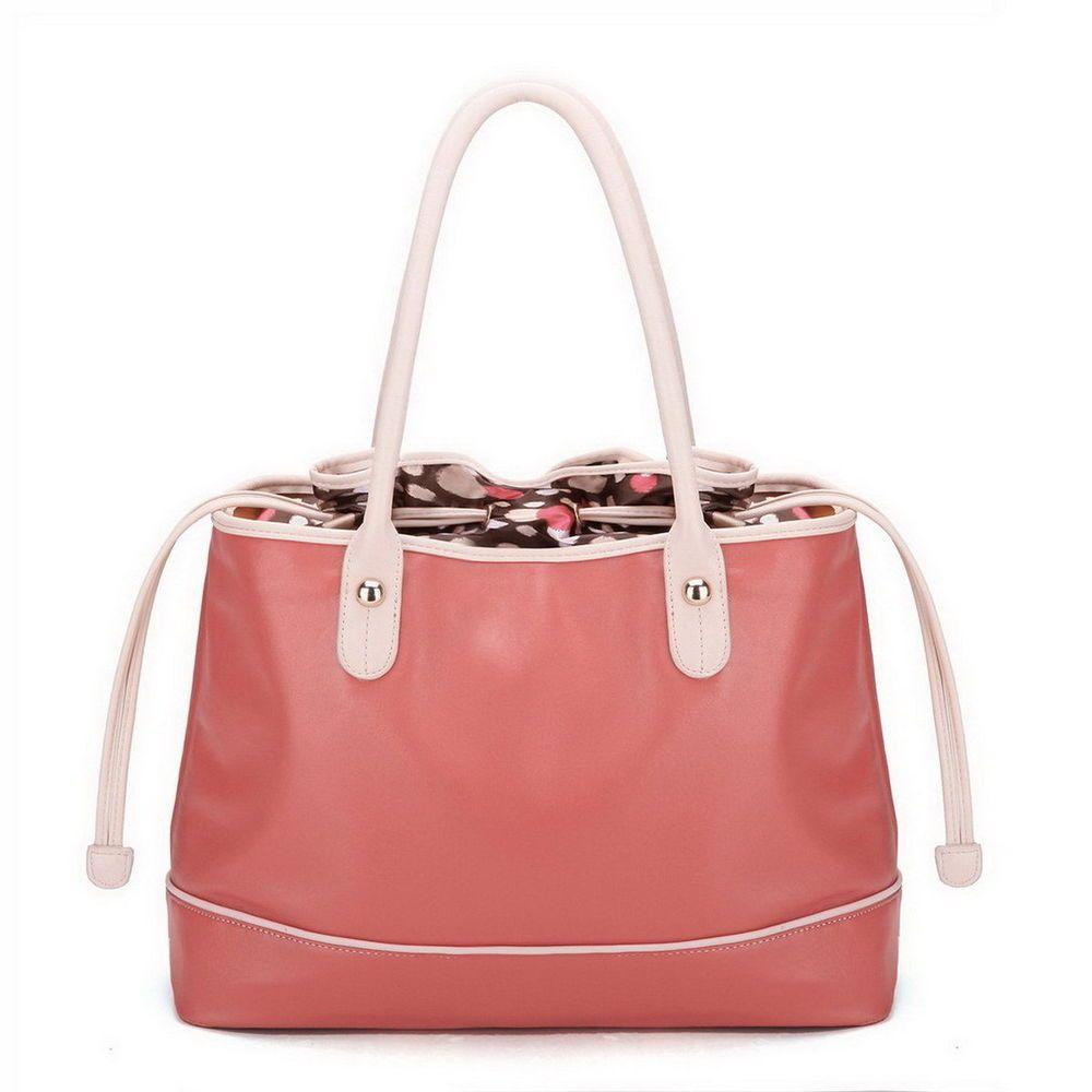 9fb5a4ed54d28 Damentaschen Schultertaschen Handtaschen Tasche Kunst Leder Rosa A100041