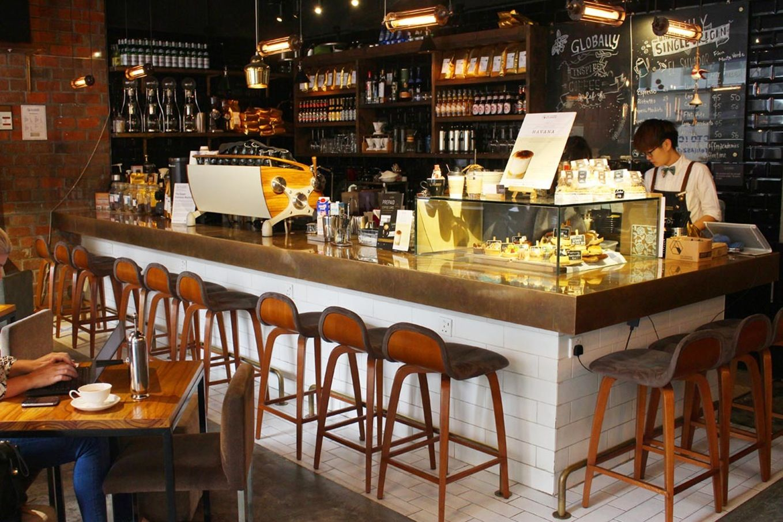 On The Grid Coffee Academics Wan Chai Hong Kong Wan Chai Coffee Coffee Shop