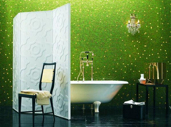 40 badezimmer fliesen ideen – badezimmer deko und badmöbel, Hause ideen