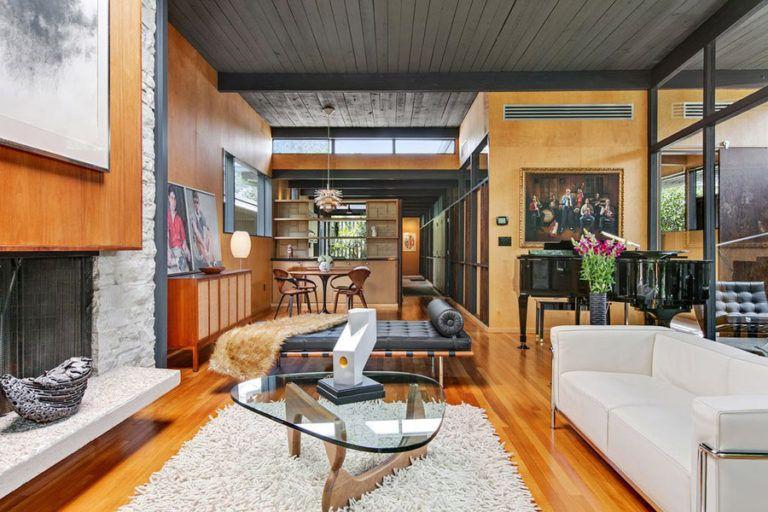 mid century modern in new orleans modernish modernist 70s home rh pinterest ca
