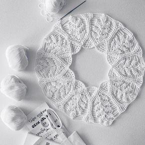 crochelinhasagulhas: Blusa branca em crochê #gloves