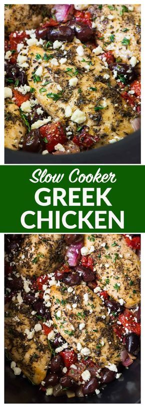 19 Mediterranean Diet Recipes You Can Make in Your Slow-Cooker images