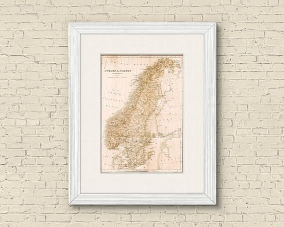 Pin by lg multi art on art prints and instant downloads vintage world maps filing pdf gumiabroncs Choice Image