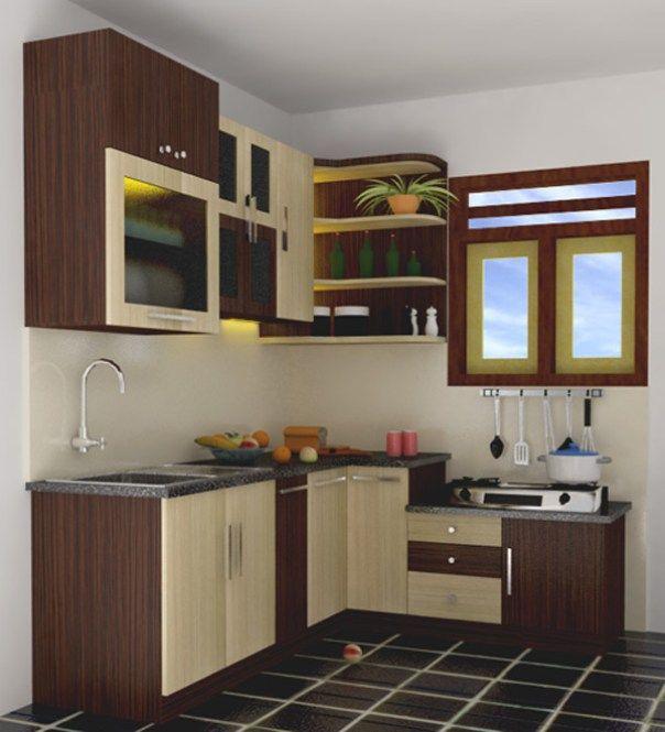 Dapur Sederhana Dan Murah Desain Dapur Pinterest Minimalist