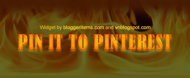 PIN IT WIDGET FOR BLOGGER. I REALLY LIKE IT FOR MY BLOG.